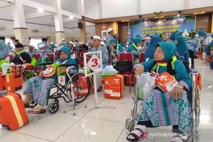 108 jamaah haji asal Sanggau tiba di tanah air
