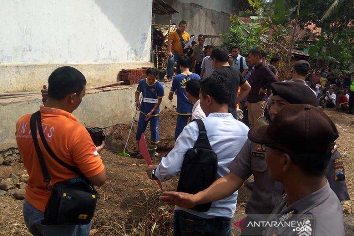 Pembunuhan satu keluarga di Banyumas, polisi ungkap fakta terbaru