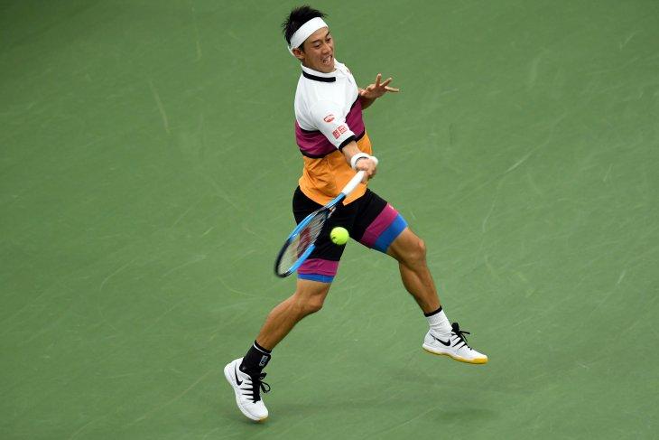 Nishikori maju ke babak ketiga US Open