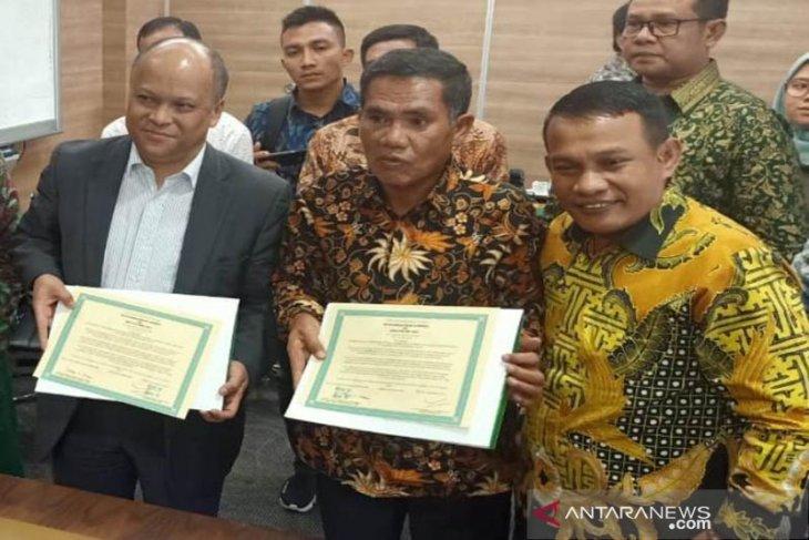 Dorong Surin jadi pusat ekonomi, Pemkab Abdya MoU dengan ISMI