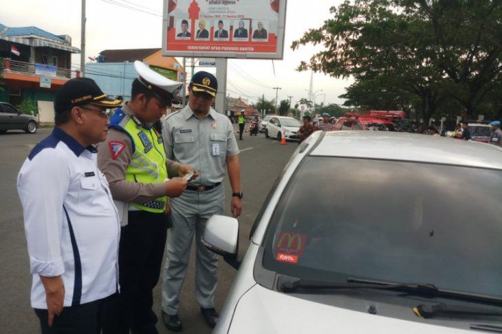 Penunggak pajak disasar pada Operasi Patuh Kalimaya 2019