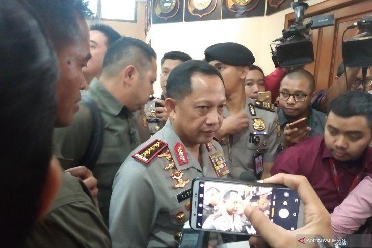 Kapolri kirim 300 Brimob ke  Papua
