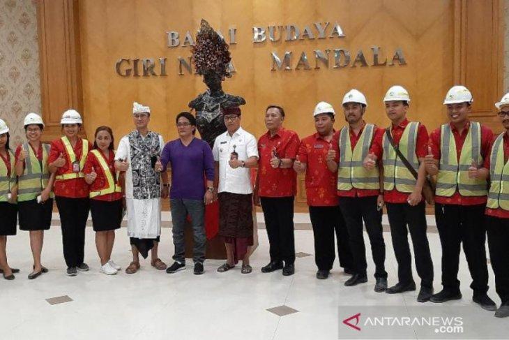 Pembangunan Balai Budaya