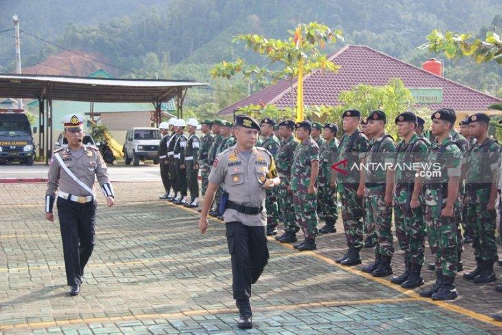 Kapolres ingatkan personel jaga marwah Polri dalam Operasi Patuh