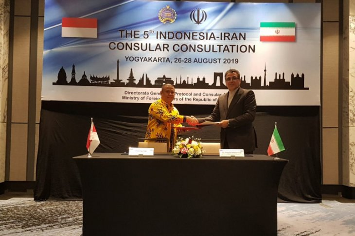 Indonesia, Iran discuss refugee repatriation process