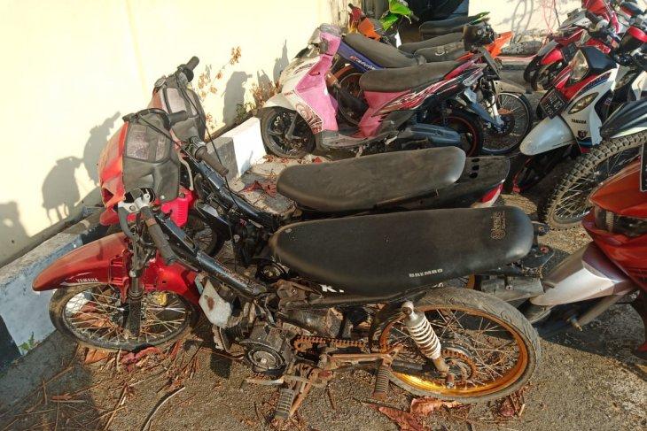 Polantas Polres Bangka tilang 104 kendaraan