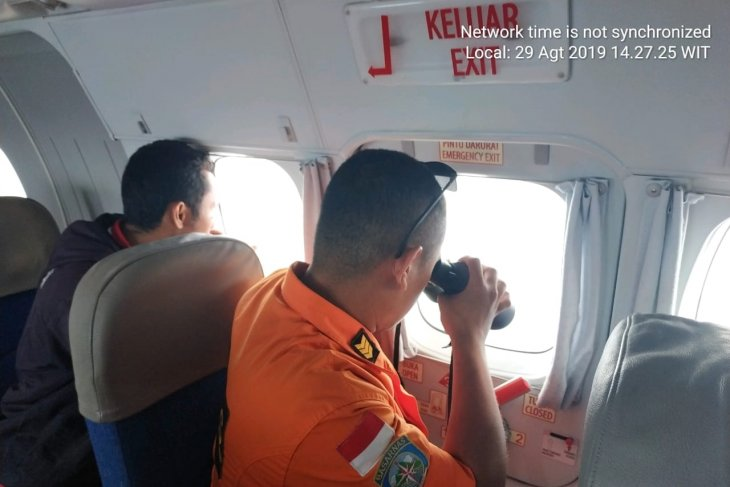 Tim SAR gabungan selidiki tumpahan minyak di perairan Obi Malut