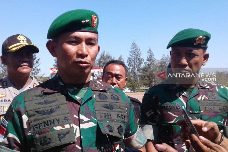 Pangdam IX Udayana sebut TNI tengah bangun markas Arhanud dan Armed