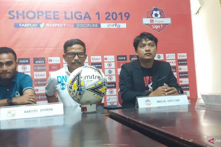 Kapten Barito Putera Rizky Pora tantang pemain muda buktikan kualitas