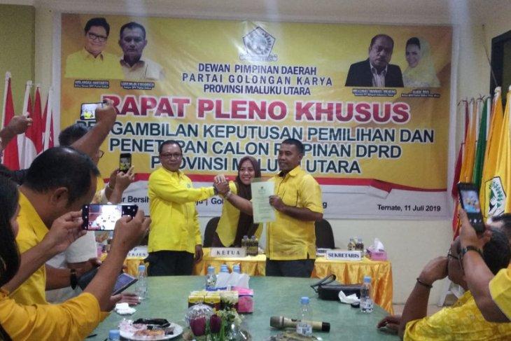 Golkar Malut hapus biaya pendaftaran balon Pilkada