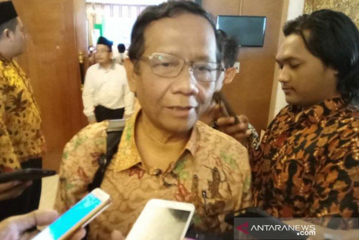 Mahfud MD: hukum nasional/internasional tidak perbolehkan referendum di Papua