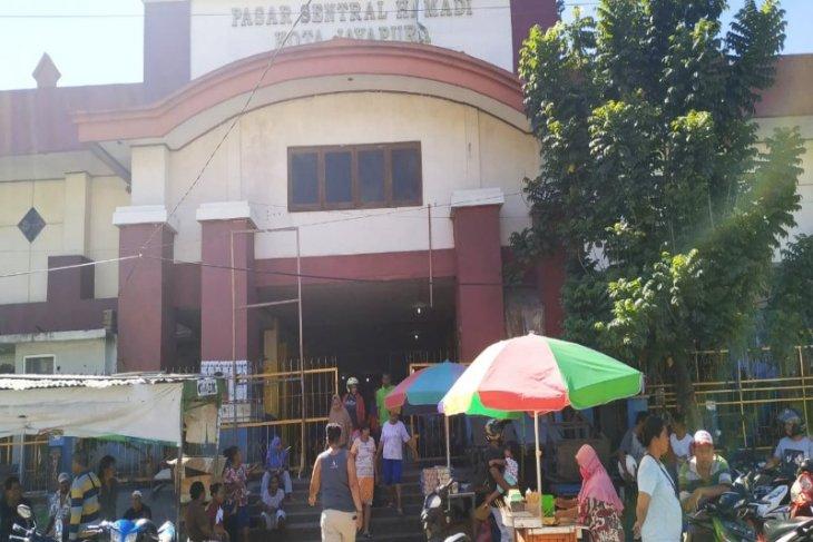 Aktivitas masyarakat Jayapura mulai normal