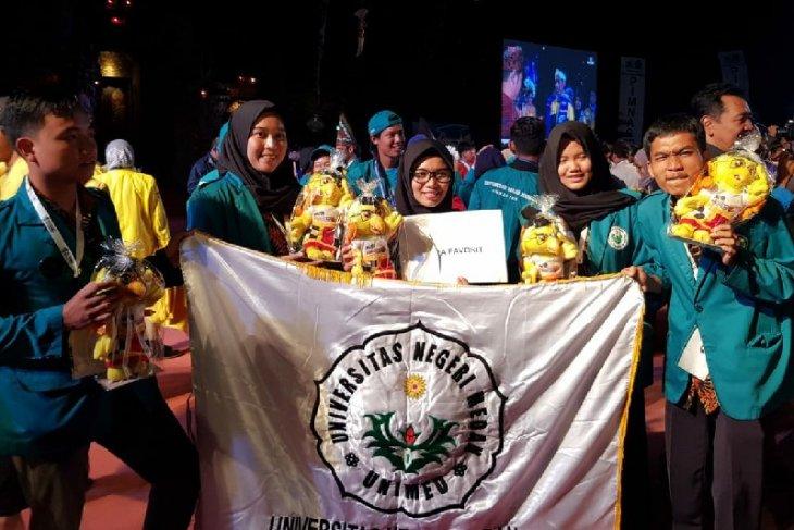 Unimed juara favorit Pimnas ke-32 di Bali