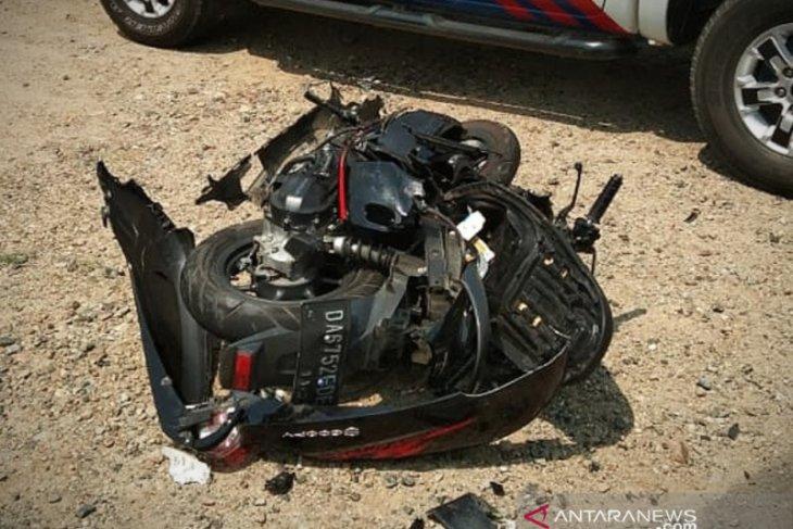 Tragis, pemuda di HST ini meninggal dengan luka robek di dada dan kaki patah