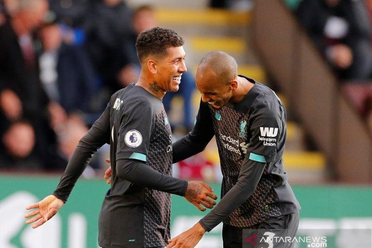 Bekuk Burnley 3-0, Liverpool belum terkalahkan di Liga Inggris