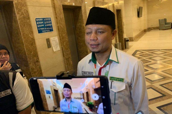 Seluruh jamaah haji gelombang pertama tinggalkan Mekkah