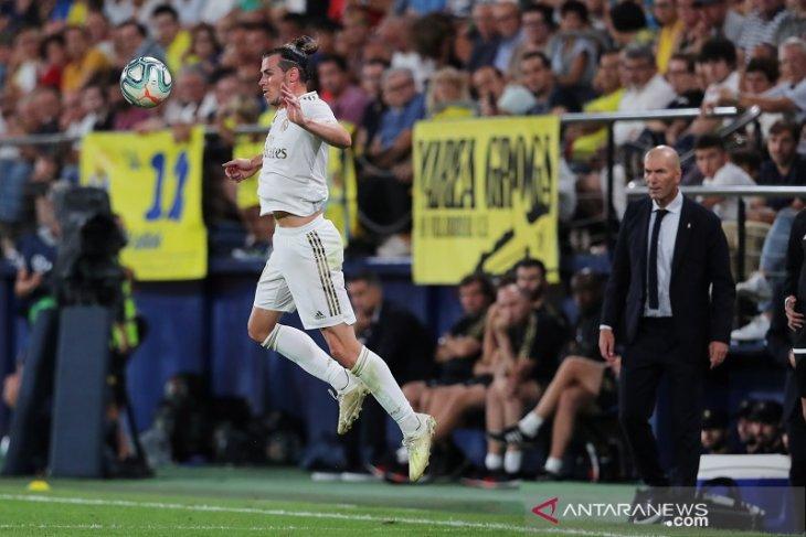 Bale selamatkan Zidane bantu Madrid imbangi Villarreal 2-2