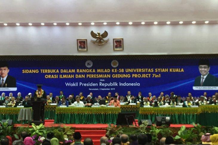 Rektor:  Unsyiah punya peluang berkembang