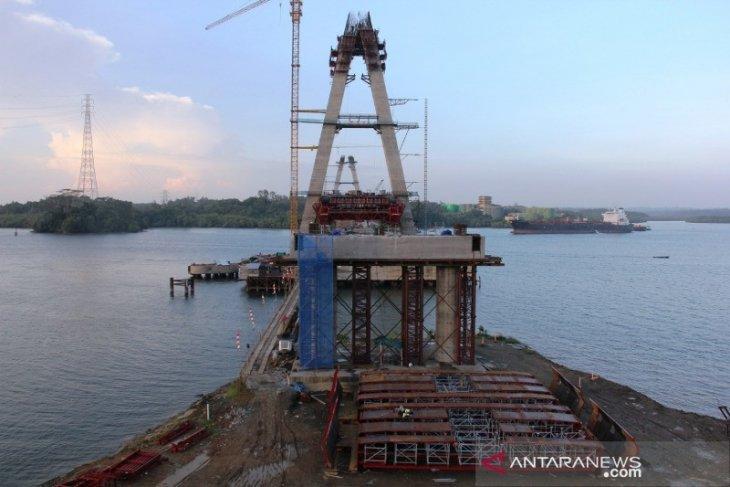 Jembatan Pulau Balang Penajam masuk Proyek Strategis Nasional