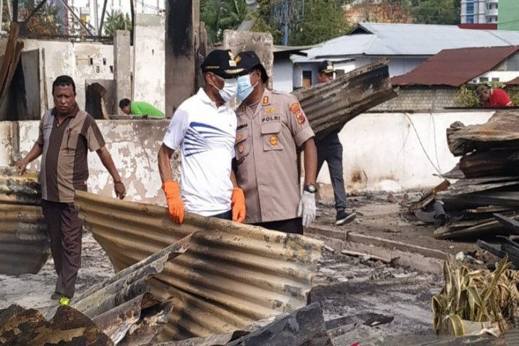 National Police names 48 suspects in Papua unrest