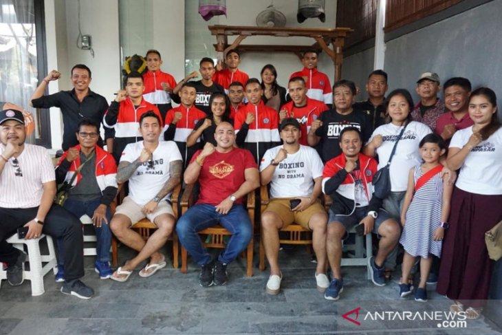 Kontingen Denpasar diperkuat delapan petinju  pada Porprov Bali 2019