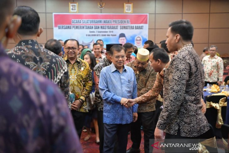 Jusuf Kalla: Penanganan konflik di Aceh dan Papua berbeda meski sama-sama otsus