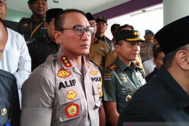 Tangkap satu pelaku, Polres Tangerang usut  jual beli motor melalui daring