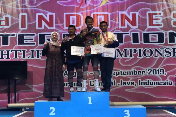 Atlet remaja Banten sumbang medali emas pada