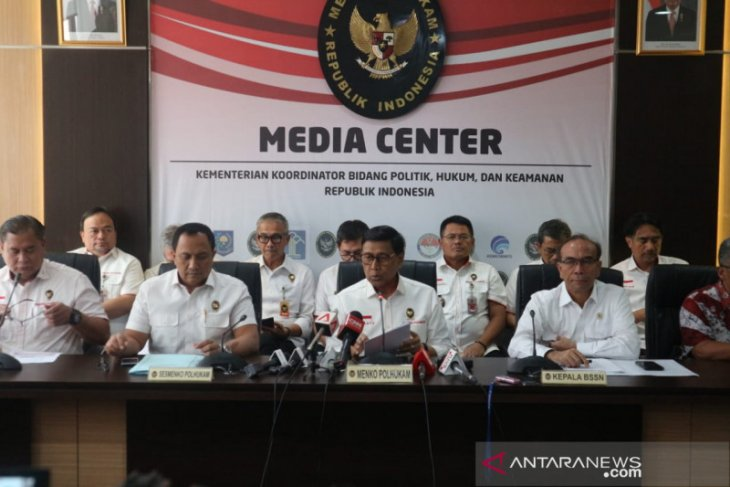 No foreign assistance sought to placate tensions in Papua: Wiranto