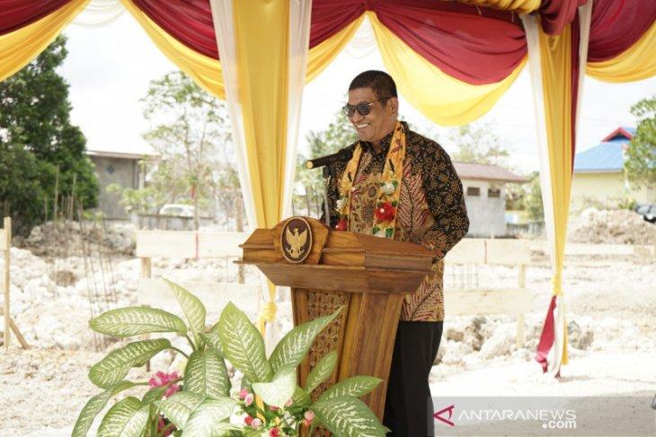 Pemkab Maluku Tenggara terima 2.320 vial vaksin COVID-19