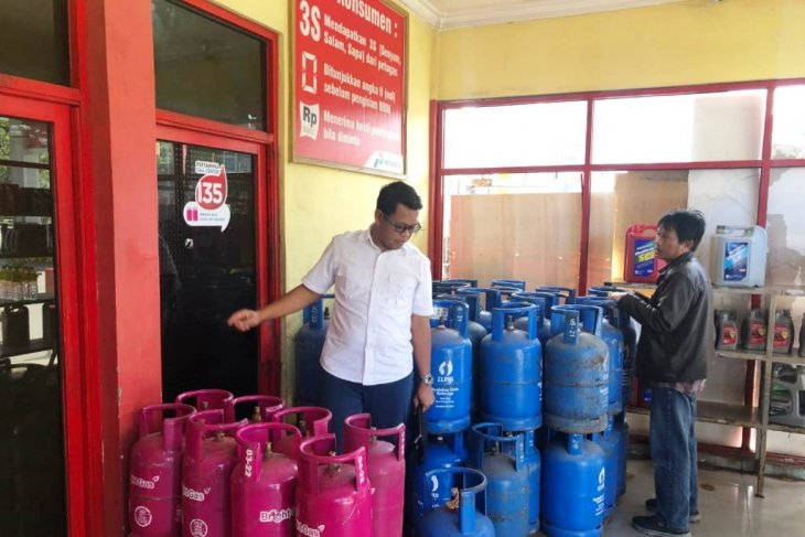 Pertamina guarantees secure supply of LPG for Jayapura