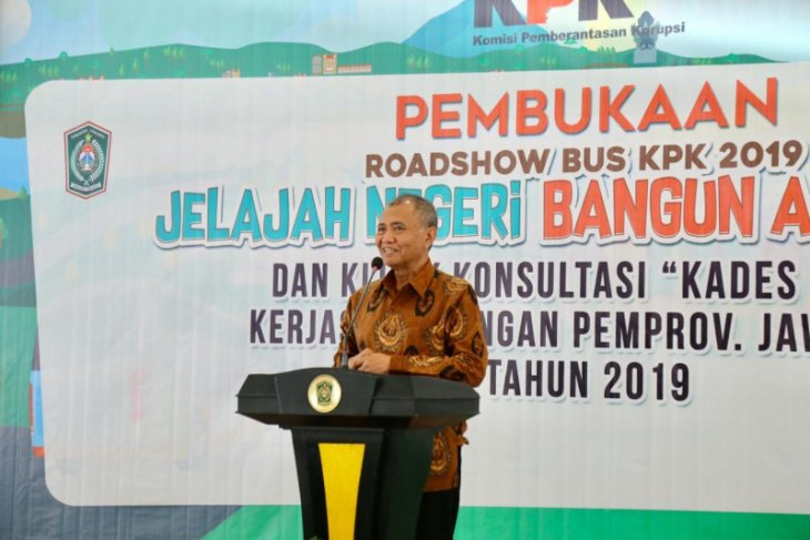 Ketua KPK:  Presiden harap pertimbangkan saran masyarakat soal capim