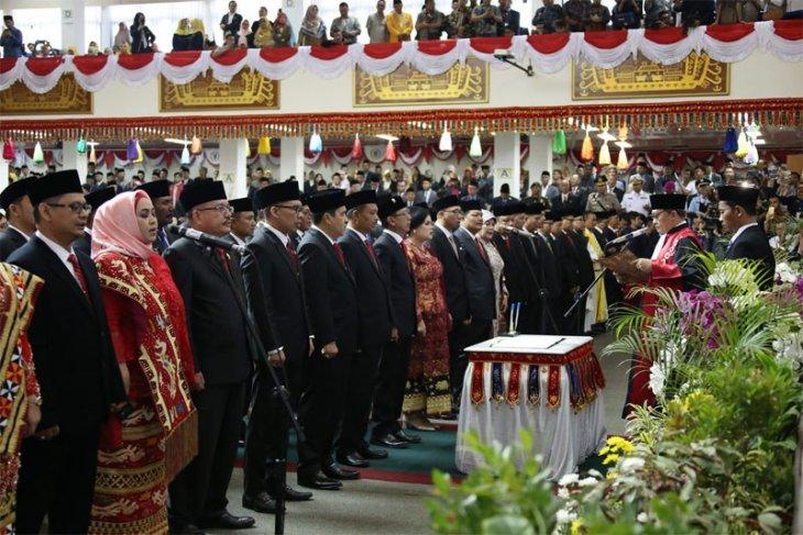 Arinal Djunaidi Ajak Anggota DPRD Wujudkan Rakyat Lampung Berjaya