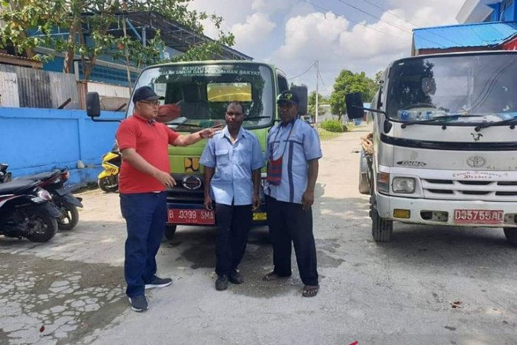 PDAM placates clean water woes in Jayapura following disquiet