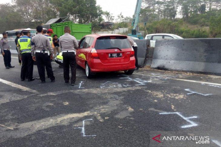 Jasa Marga akui lajur darurat di sepanjang Tol Cipularang masih minim