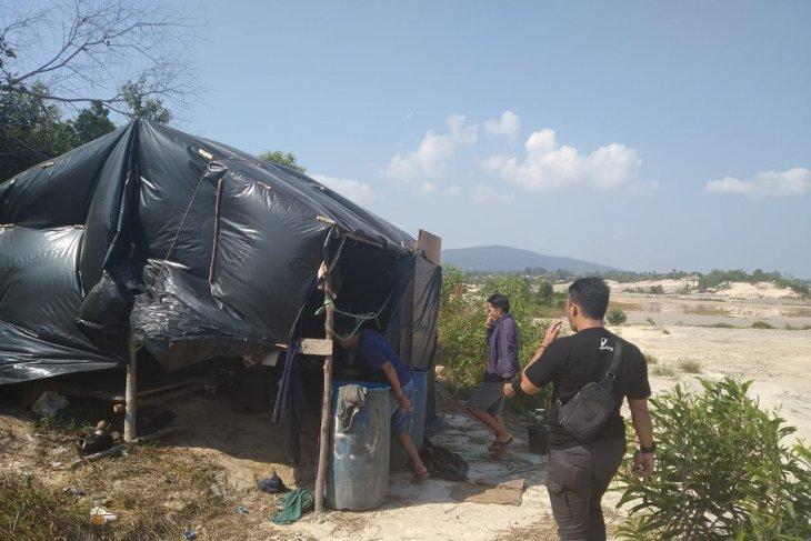 Polres Bangka Barat buru penganiaya pekerja tambang