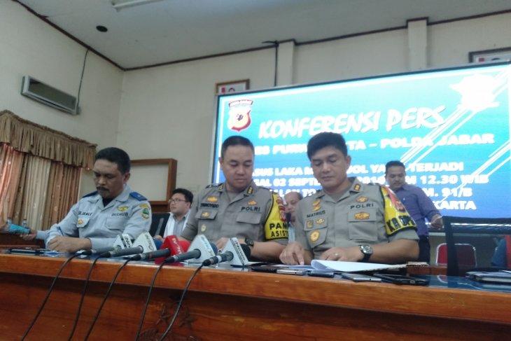 Kecelakaan beruntun Cipularang, tersangka terancam enam tahun penjara