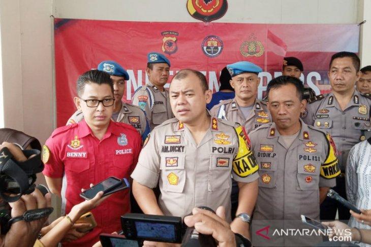 Tersangka kasus pencabulan terekam CCTV di Bogor ditangkap