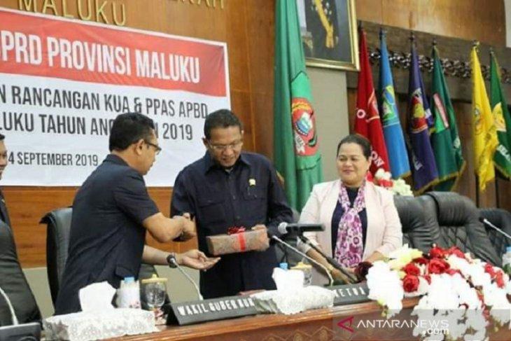 Wagub   target pendapatan daerah Maluku turun Rp3026 miliar