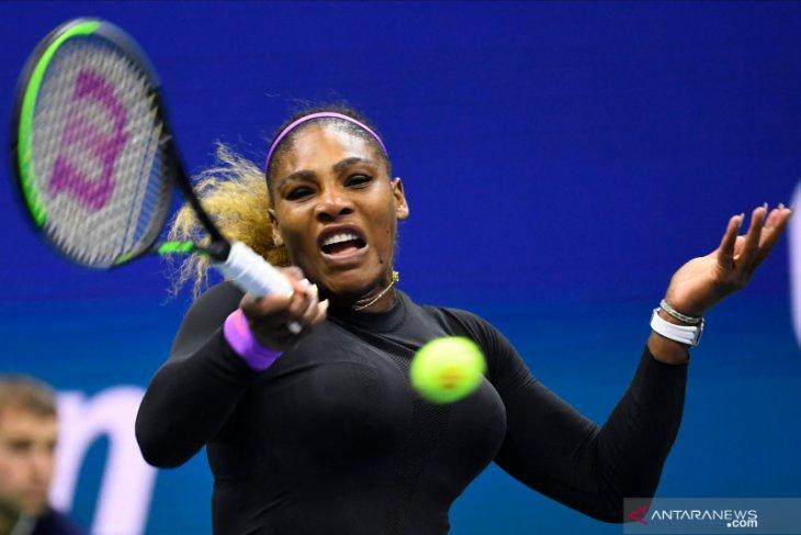 Serena siap hadapi tantangan Svitolina