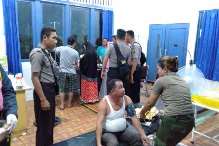 Speedboat Pemkab Kapuas Hulu tabrakan, satu orang hilang