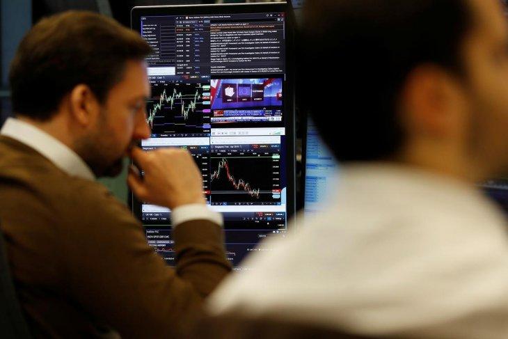 Saham Inggri melemah, indeks FTSE 100 terpangkas 0,38 persen