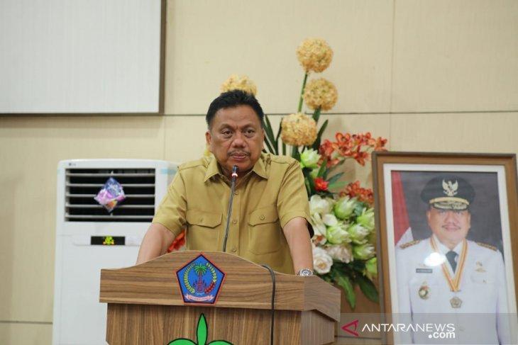 UMP Sulut Rp3.310.723, Gubernur Olly harap ditaati pelaku usaha