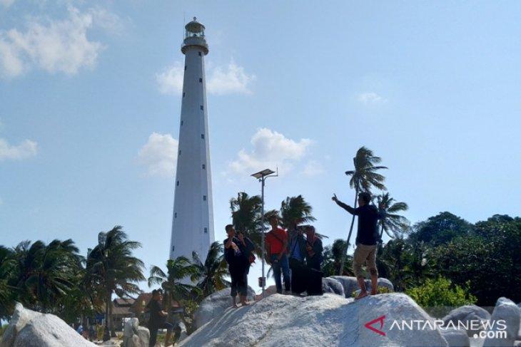 BPS: Kunjungan wisatawan di Babel naik 9,06 persen