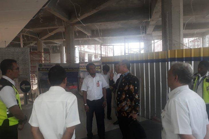 Komisi V DPR RI  tinjau infrastruktur bandara internasional Pattimura