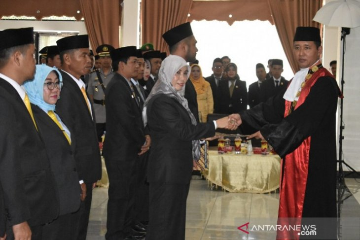 Legislator rangkul tokoh agama untuk bangun Balangan