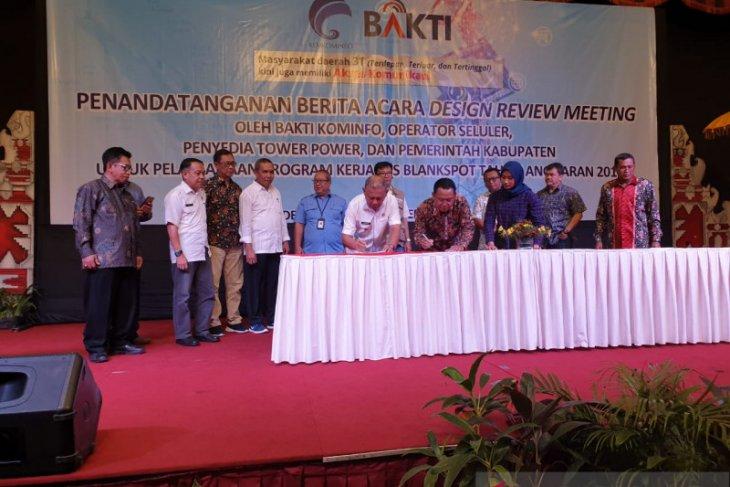 Pembangunan BTS Tombulilato Gorontalo Utara segera terealisasi