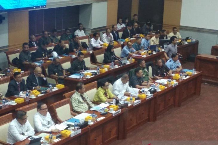 Komisi III DPR mulai proses uji kelayakan capim KPK