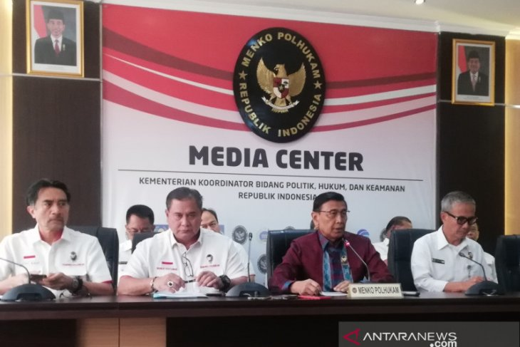 Provocation to cause anarchy continues in Papua: Wiranto