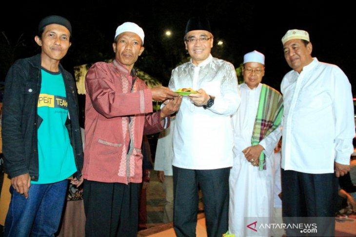 Wawali peringati tahun baru Islam bersama PKL